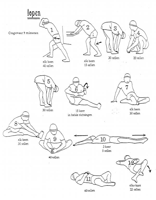 Rek En Strekoefeningen.Mijn Zen Habits Plan Vrijetijdsblogger